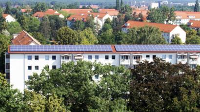 Solaranlage Hoyerswerda I